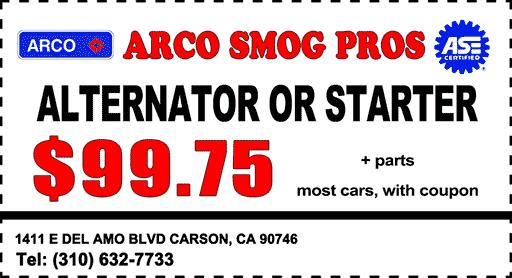 Alternator-or-Starter-Auto-Repair-Coupon